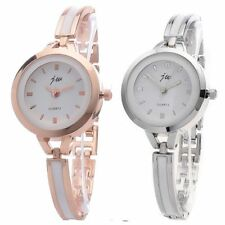 JW Fashion Women Ladies Round Quartz Analog #LE Bracelet Dress Wrist Watch