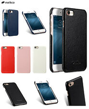 Melkco Premium Cow Leather Snap Hard Back Cover Case for iPhone 7/ 7plus iphone7