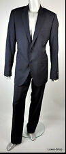 NWT $2450 Dolce & Gabbana Classic-Fit Pinstripe Italian Wool Suit- Size 50 (40)R