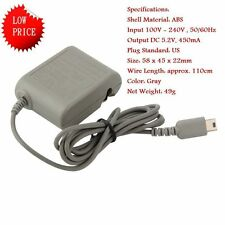 Hot Wall Home Travel Charger AC Power Adapter Cord For Nintendo DS Lite NDSL CC