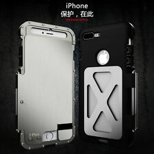 Armor Luxury Metal Aluminum Case Cover For IPhones and Samsung Galaxy Phones