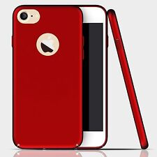 New Stylish For Apple iphone 7 7 Plus Pure Color Hard Case Cover