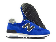 [M14OO-CBY] NEW BALANCE CLASSICS BLUE BLACK GREY WHITE MENS SNEAKERS SIZE 8.5
