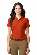 Port Authority Ladies' L510 Knit Shirt Stain-Resistant Polo NEW S-4XL