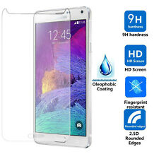 Premium TEMPERED GLASS SCREEN PROTECTOR ANTI SCRATCH For Samsung Galaxy Note 5