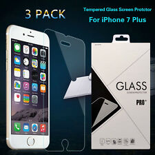 HOT Premium Clear Tempered Glass Screen Protector Film For Samsung Galaxy S7 Lot