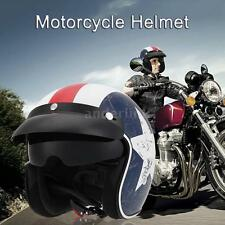Motorcycle Helmet with Goggles Visor Riding Protector Helmet Unisex M/L/XL B1S0