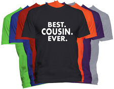 BEST COUSIN EVER T-Shirt COUSIN Holiday Christmas Gift Family Nickname Tee
