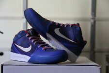 2009 Nike Zoom Kobe IV 4 SZ 10.5 Philly USA Red White Blue Prelude [344335-411]