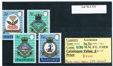 GB Stamps - Ascension, Tristan da Cunha, Falklands, GB Antarctic Territories