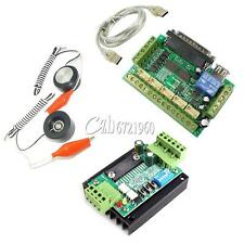 CNC MACH3 Router Machine Motor&Interface Breakout Board&Auto-Check Instrument