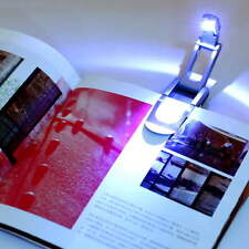 Bright clip on LED Book Light reading Booklight lamp bulb For Kindle KA
