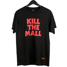 "SSUR*PLUS by SSUR ""Kill the Mall"" Short Sleeve T-Shirt (Black) Men's Graphic Tee"