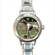 Ariege Pointer 3 Italian Charm Watch (Battery Included)