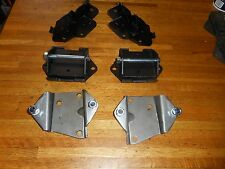 1967 1968 1969 1970 FORD MUSTANG SHELBY GT500 COUGAR 390 428CJ MOTOR MOUNT KIT