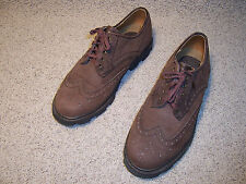 Sperry Topsider Men's Leather Wingtip Casual Shoes USA Men's Size 8M NO RESERVE!