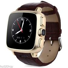 Smartwatch Phone MTK6572 Dual Core 4GB ROM 5.0MP Camera IP65 Water Resistant