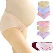 WOMENS 3 PACK BONDS MATERNITY BUMPS LITES UNDERWEAR PAIR 3 PAIRS COTTON