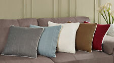 Brielle Cozy Cable Knit Throw Pillow NEW