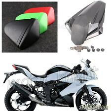Rear Seat Fairing Cover Passenger Pillion For Kawasaki Ninja 300R/EX300R 2013-15