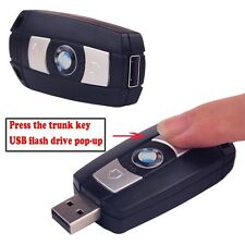 BMW Car Keys U Disk USB 2.0 Flash Drive Pen Drive 2GB-64GB USB Storage