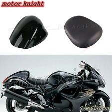 Rear Seat Cover Pillion Cushion Seat For Suzuki Hayabusa GSXR1300 2008-2014