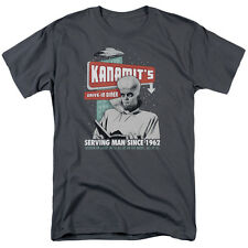 """The Twilight Zone """"Kanamit's Diner"""" T-Shirt or Tank - Adult, Child, Toddler"""