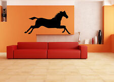 ❤️ Horse galloping ❤️ Animal Wall Sticker Decal Vinyl Decals art 15