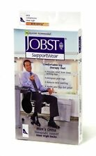 Jobst Men's Dress 8-15 mmHg Closed Toe Knee Highs