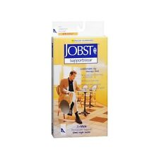 Jobst Men's 8-15 mmHg Closed Toe Knee Highs