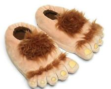 Hairy Plush Hobbit Feet Adventure Costume Furry Slippers House Plush Shoes