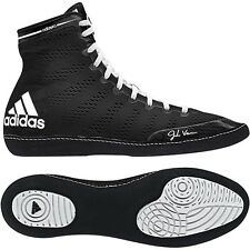 Adidas Jake Varner Adizero black wrestling shoes