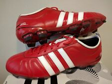 ADIDAS ADIPURE IV TRX  FG FOOTBALL SOCCER BOOTS CLEATS RED 819