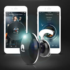 New Ultra Mini Touch Bluetooth Headset Headphones with Denoising Microphone fM