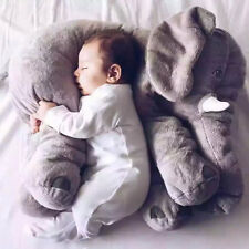 Top Stuffed Animal Cushion Kids Baby Sleeping Soft Pillow Toy Cute Elephant