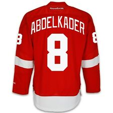 Justin Abdelkader Detroit Red Wings Home Jersey by Reebok