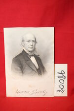 Greeley, Horace Image of Horace Greeley