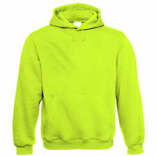 Dayglow Neon Flourescent Hoodie - Unisex - Choice of Colours