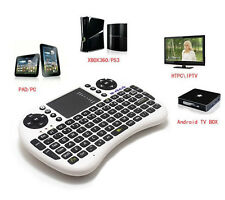 New Mini Portable 2.4GHz Wireless Keyboard with Touchpad Keyboard Air Mouse LOT
