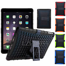 Shockproof Stand Military Survivor Heavy Duty Hard Case Cover For Apple iPad