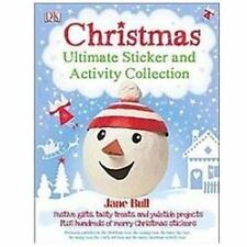 Ultimate Sticker Collections: Christmas by Jane Bull (2012, Paperback)