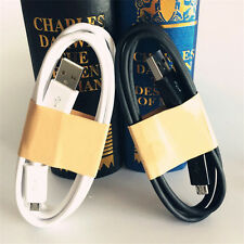 1M/3FT Micro USB Charger Charging Sync Data Cable For Samsung Android phone