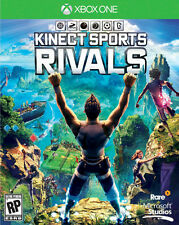 Brand New Microsoft Xbox One Kinect Sports Rivals 2014 NTSC - Physical Game Disc