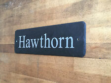 Slate House Door Number Name Signs Plaques and Plates