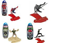 """Spider-Man 3 Titanium Series 3"""" Action Mini Figure Choice of Assorted Characters"""
