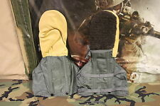 MITTENS USAF FLYING EXTREME COLD N-4B W/WOOL INSERT MED / LG  $29 FREE SHIP READ