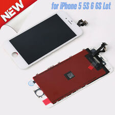 For iPhone 5 5S 6 6S LCD Display Touch Screen Digitizer Assembly Replacement LOT