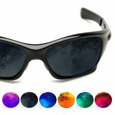 Fit&See Polarized Replacement Lenses for Oakley Pit Bull ( Choose Color )