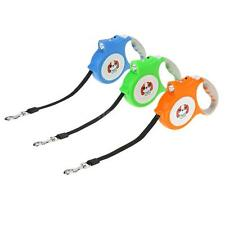 5M Puppy Pet Dog Cat Automatic Retractable Traction Rope Walking Leash HOT R4H6
