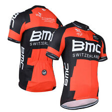 Mens Bike Short Sleeve Cycling Jersey Quick Dry Biking Shirts For Outdoor Sports